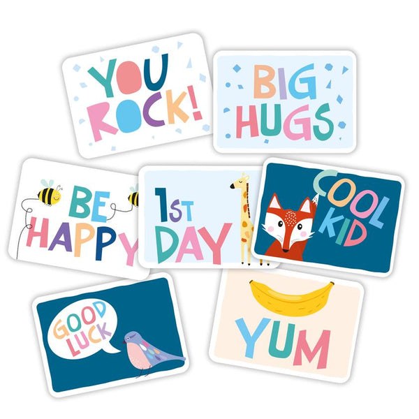 Little Critters - Lunch Box Cards