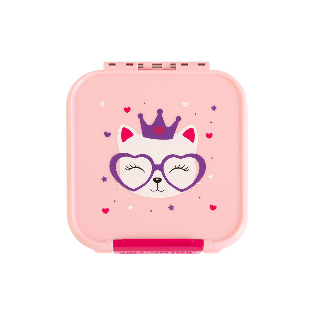 Little Lunch Box Co Bento Two - Kitty