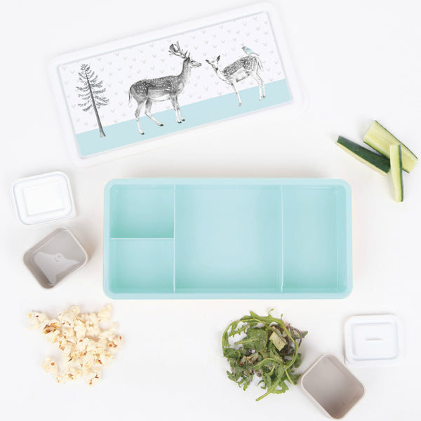 Love Mae Bento Lunch Box - Forest Folk