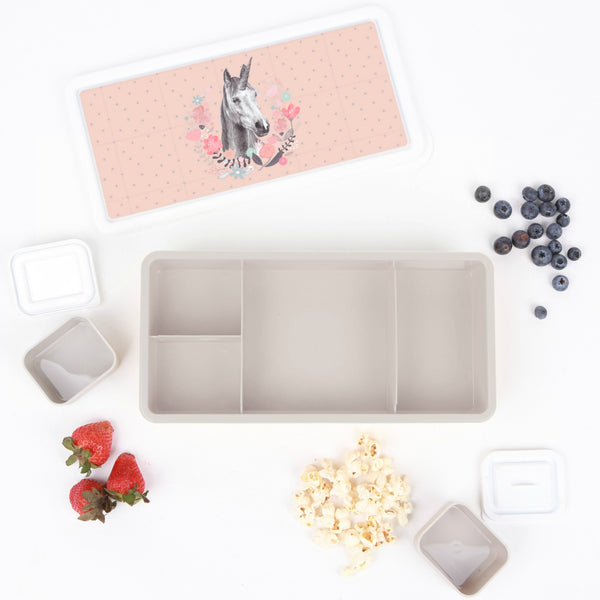 Love Mae Bento Lunch Box - Unicorn