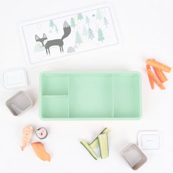 Love Mae Bento Lunch Box - Wandering Fox