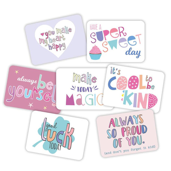 Magical Lunch Notes - Lunch Box Cards