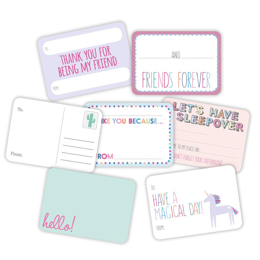 Little Messages - Lunch Box Note Cards