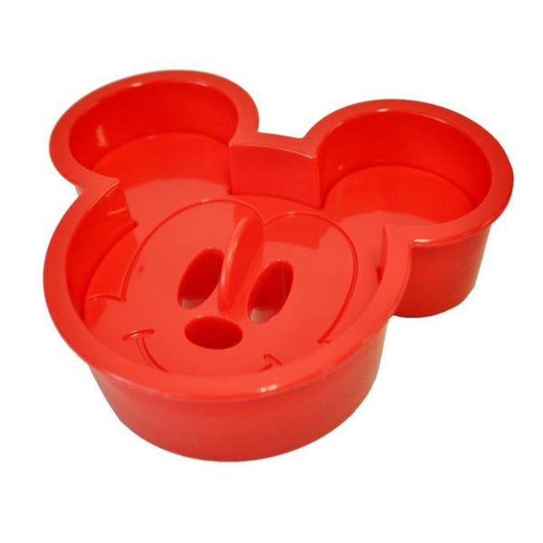 Mickey Mouse Bread Cutter and stamp set