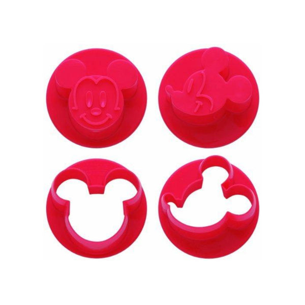 Mickey Mouse Vegetable cutter set