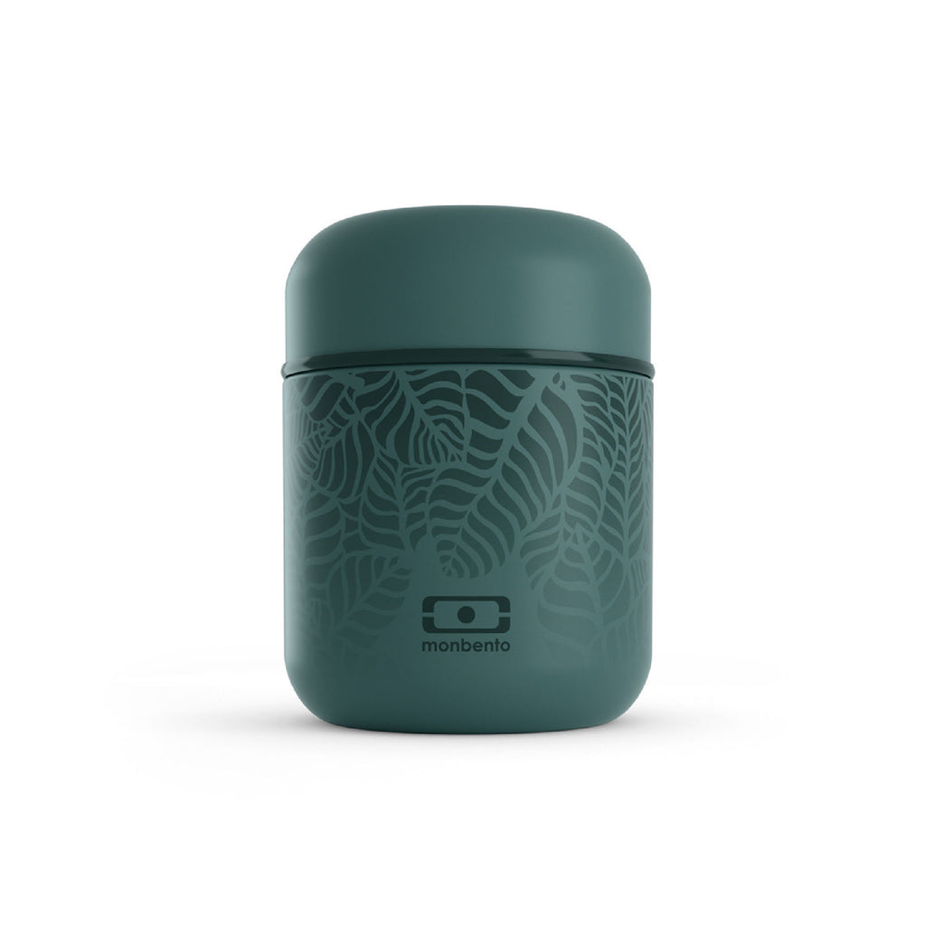 Monbento Capsule Graphic Insulated Food Jar - Jungle