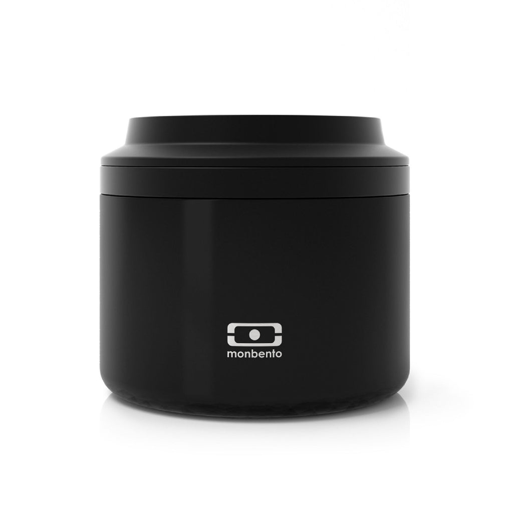 Monbento Element Insulated Food jar Onyx