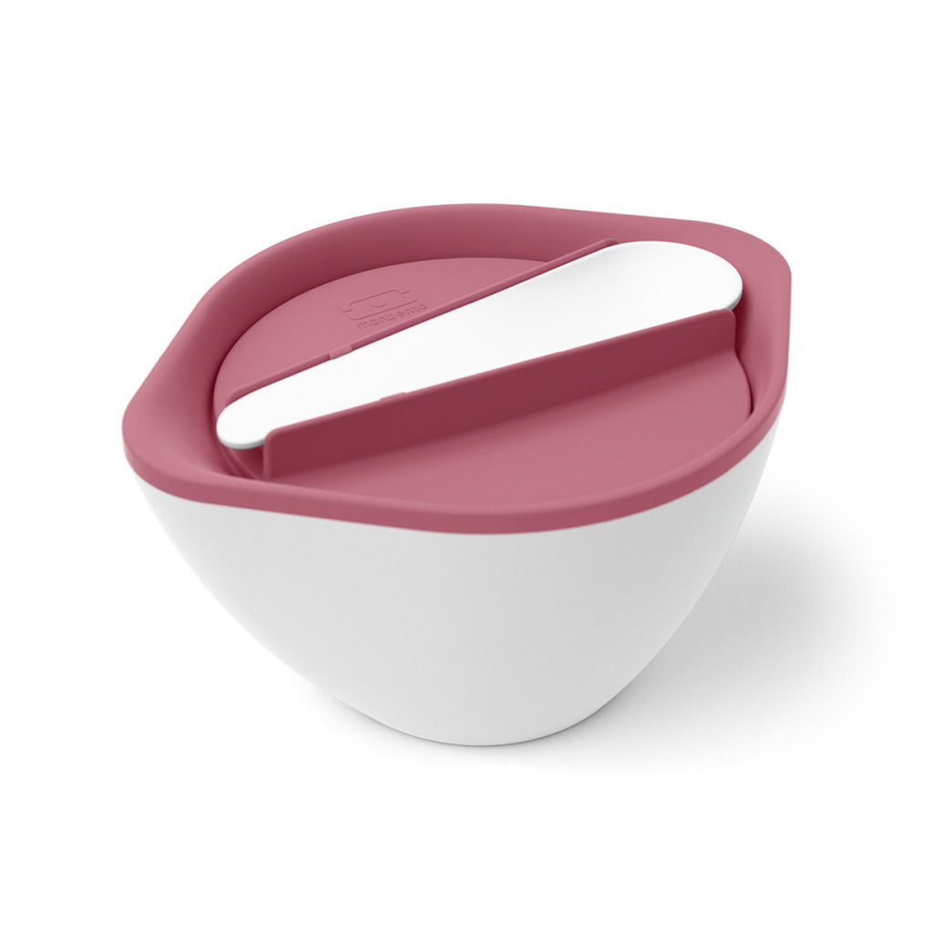 Monbento Wide Mouth Insulated Lunch Bowl - Blush
