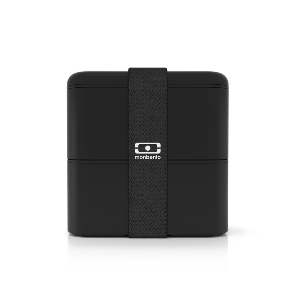 Monbento Square Lunchbox - Black
