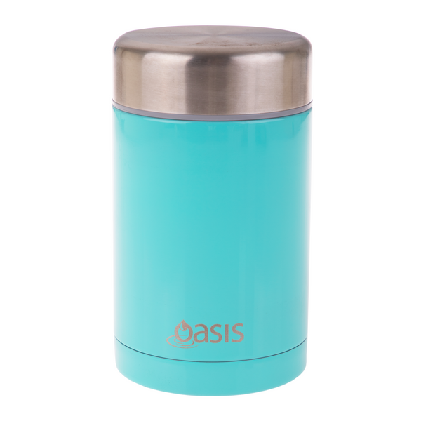 Oasis 450ml Insulated Food Jar - Spearmint