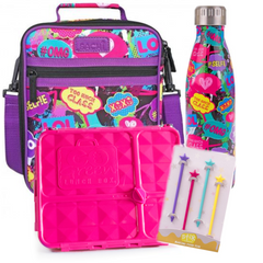 Youth Lunch Box, Bag & Bottle Bundle - Bonus STIX