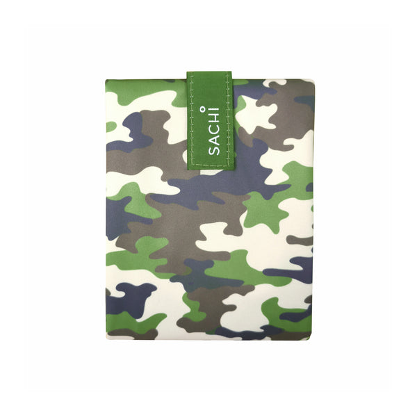 Sachi Lunch Wrap - Camo Green