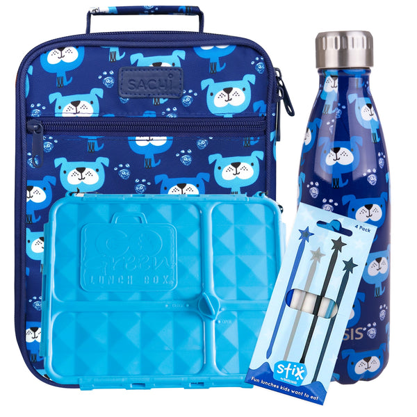Blue Heeler Lunch Box, Bag & Bottle Bundle - Bonus STIX! COMING SOON