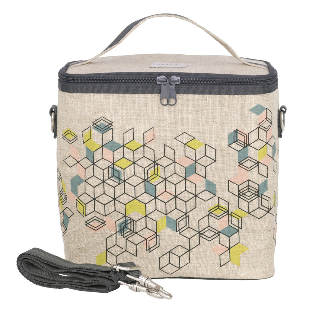 SoYoung LARGE Insulated Lunch Bag - Formation