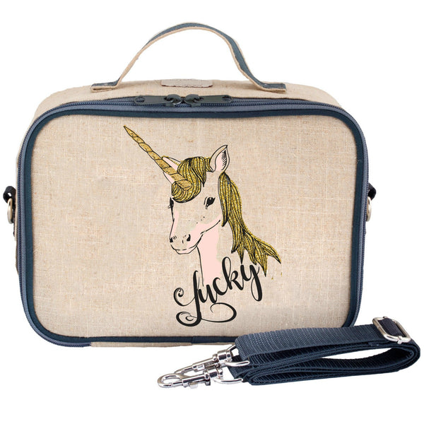 SoYoung Insulated Lunch Bag - Lucky Unicorn