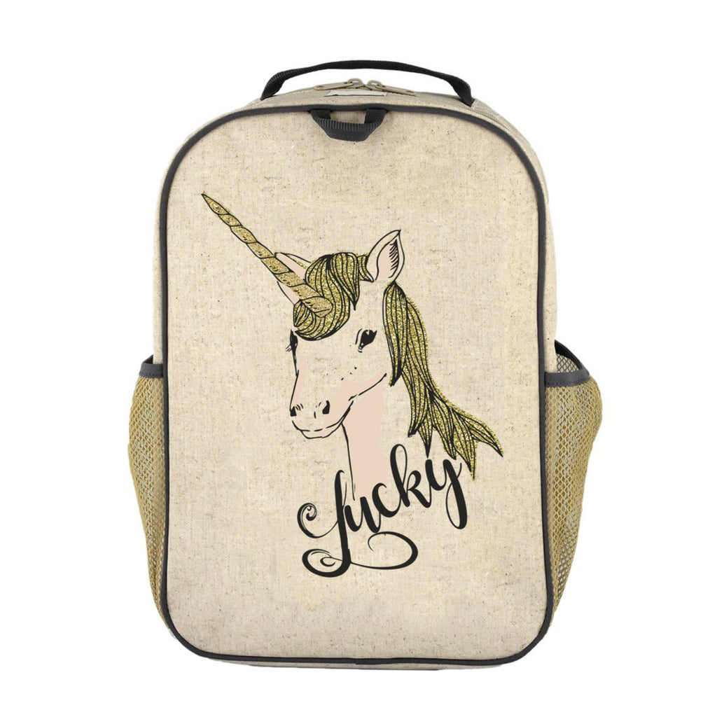 SoYoung School Backpack - Lucky Unicorn