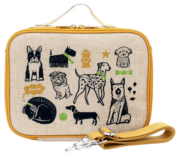 SoYoung Insulated Lunch Bag - Pups