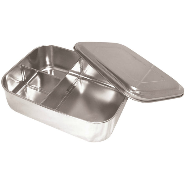 Sustain-A-Bento Trio Stainless Steel Lunch Box