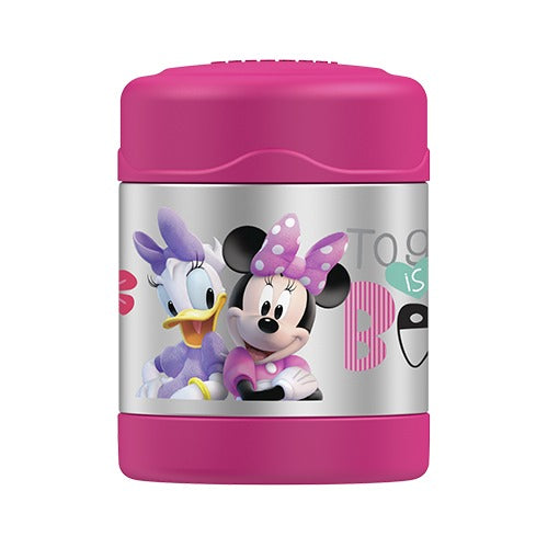 Thermos Funtainer Insulated Food Jar - Minnie Mouse