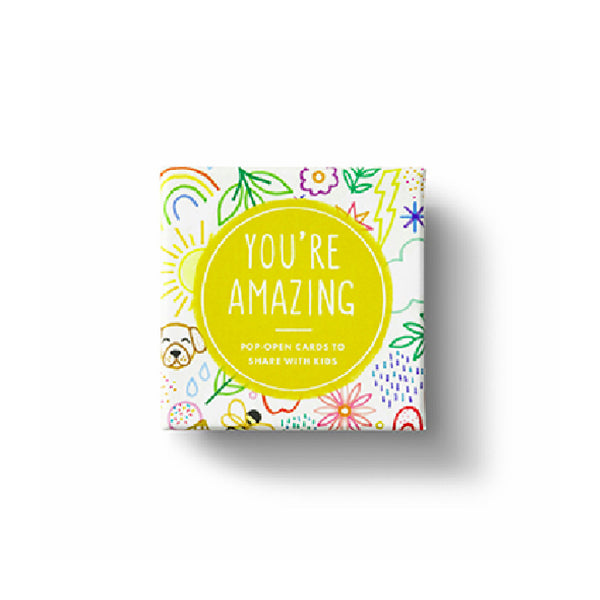 ThoughtFulls for Kids Pop Open Cards - You're Amazing