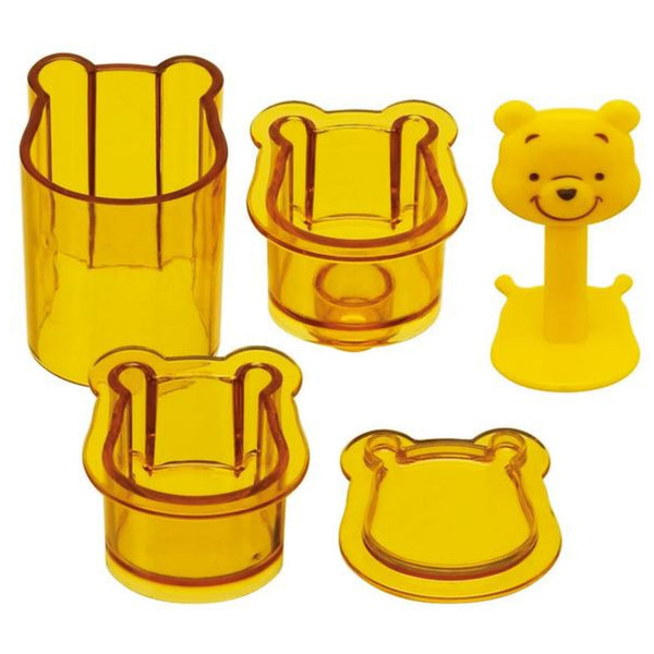 Winnie the Pooh small rice mould set