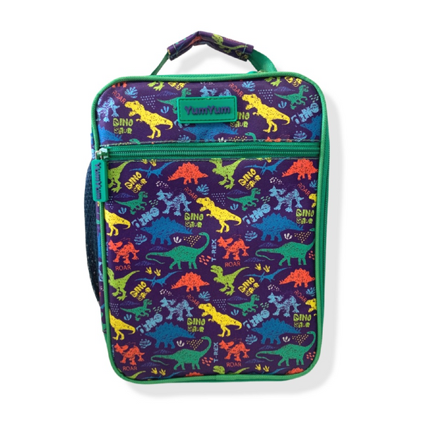 Avanti Yum Yum Insulated Bag - Dinosaur Parade