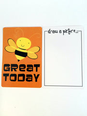 Lunch Box Note Cards - 24 pack