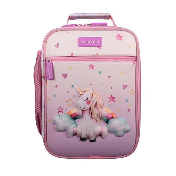 Avanti Yum Yum 3D Insulated Bag - Unicorn Dreaming