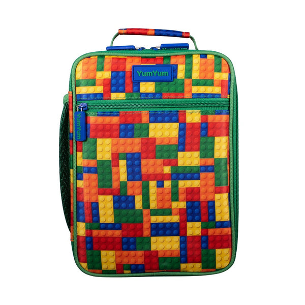 Avanti Yum Yum Insulated Bag - Green Lego - LAST ONE!