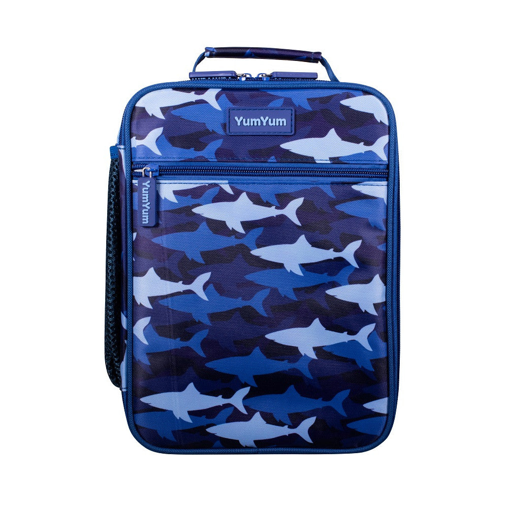 Avanti Yum Yum Insulated Bag - Camo Shark