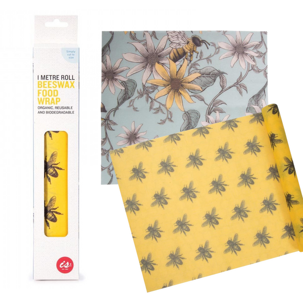 Reusable Beeswax Food Wrap - Roll - Cut To Size
