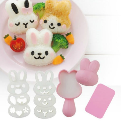 rabbit rice mould1