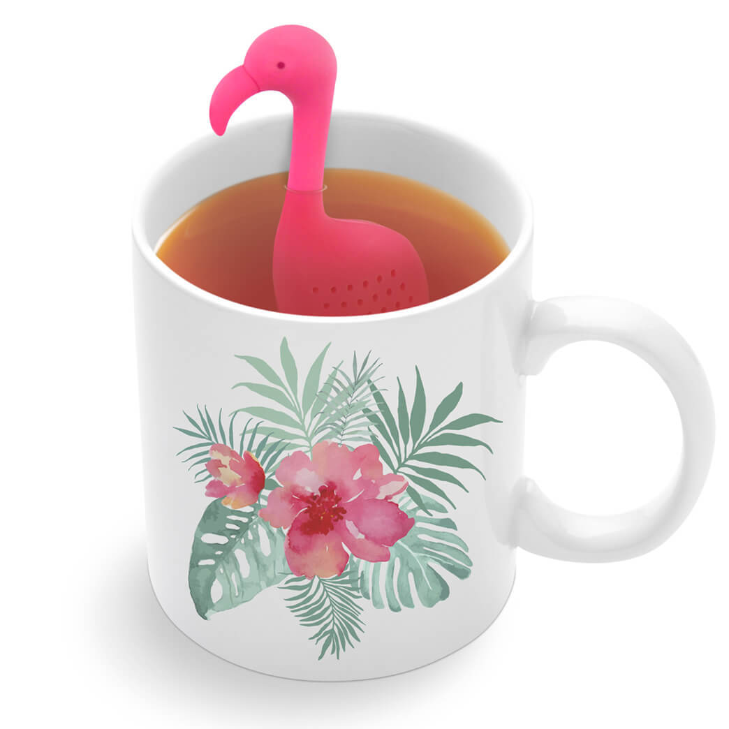 Tropic Tea - Flamingo Tea Infuser