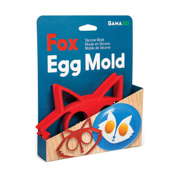 Fox Egg & Pancake Mould - LAST ONE!