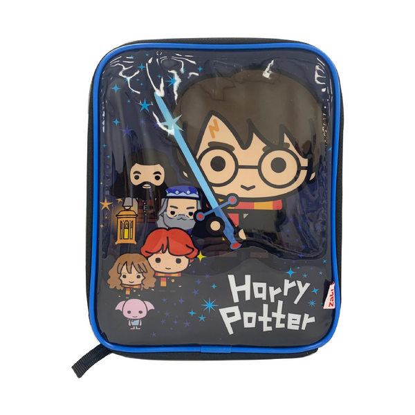 Harry Potter Character Insulated Lunch Bag