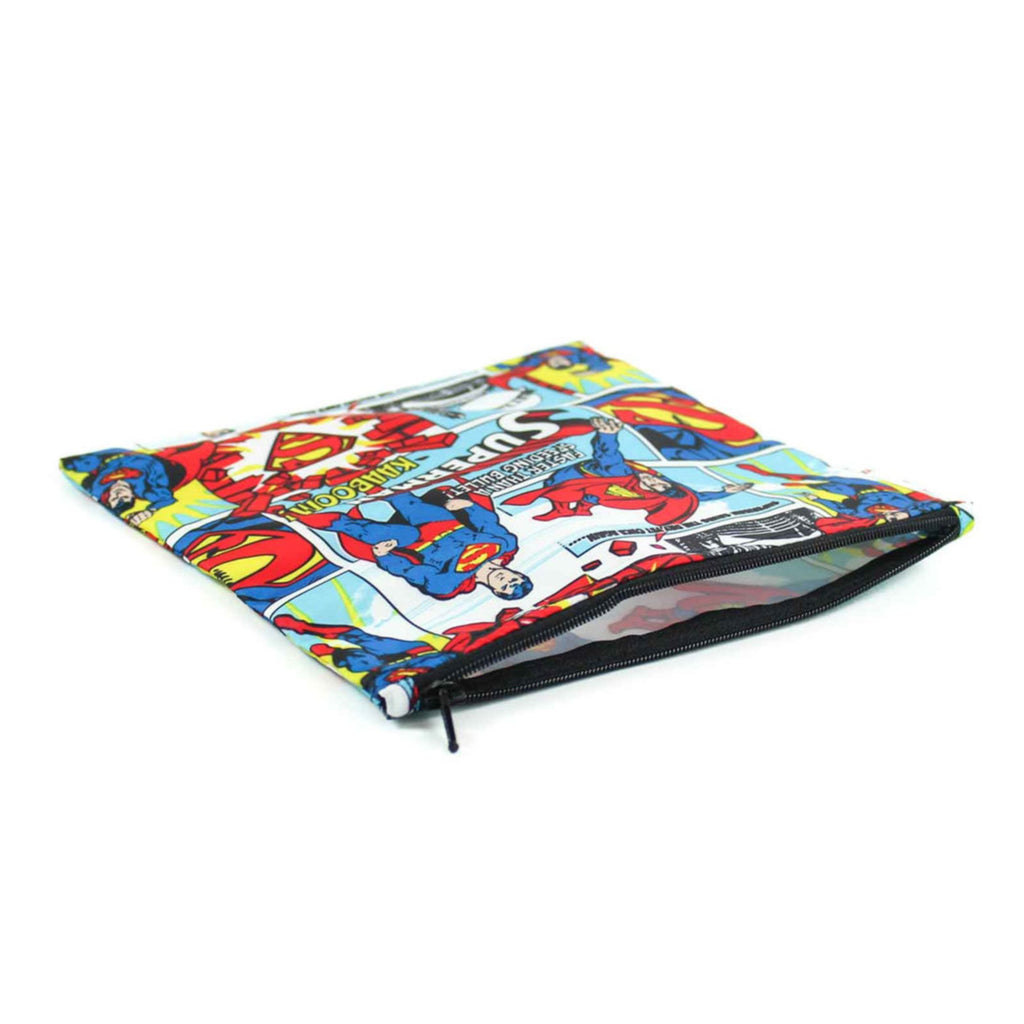 Bumkins large snack bag Superman