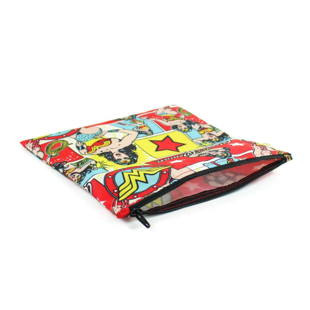 Bumkins large snack bag Wonder Woman