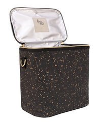 SoYoung Paper Poche Insulated Bag - Gold Splatter