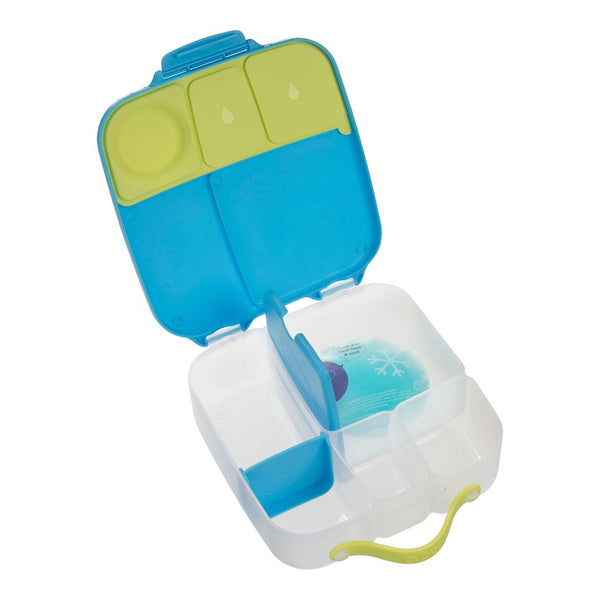 b.box Whole Foods Bento Lunch Box - Ocean Breeze