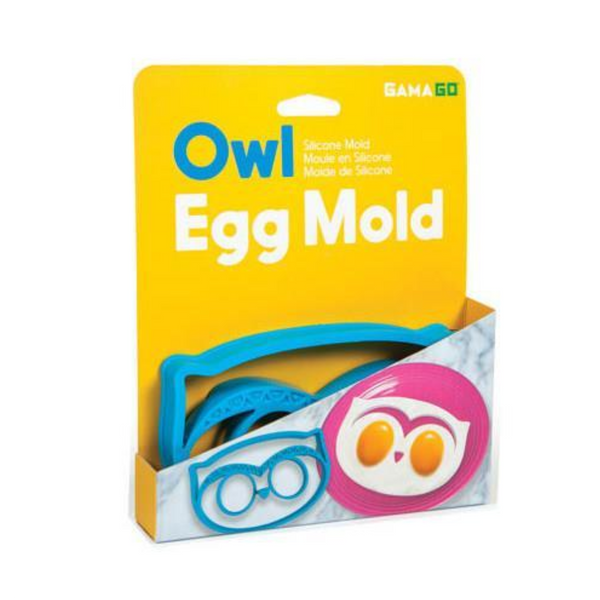 Owl Egg & Pancake Mould