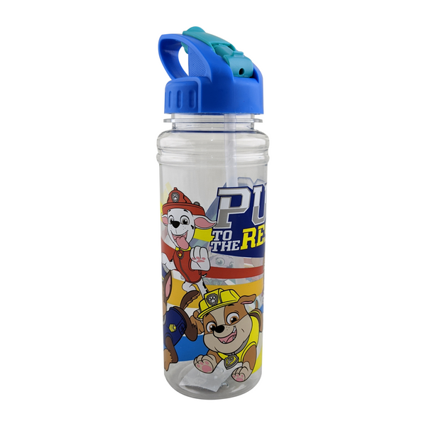 Paw Patrol Soft Spout Drink Bottle - BLUE