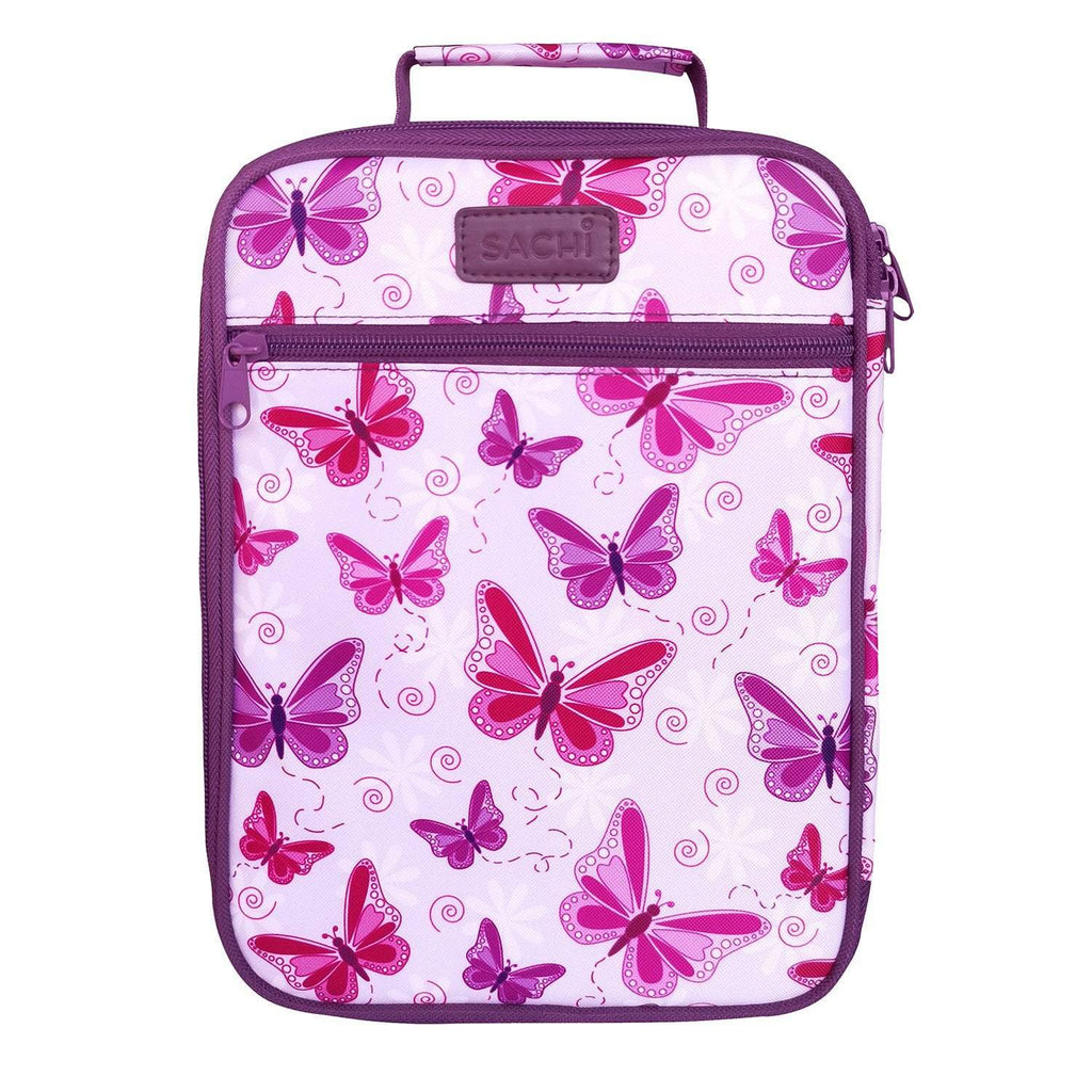 Sachi Insulated Lunch Bag - Butterflies