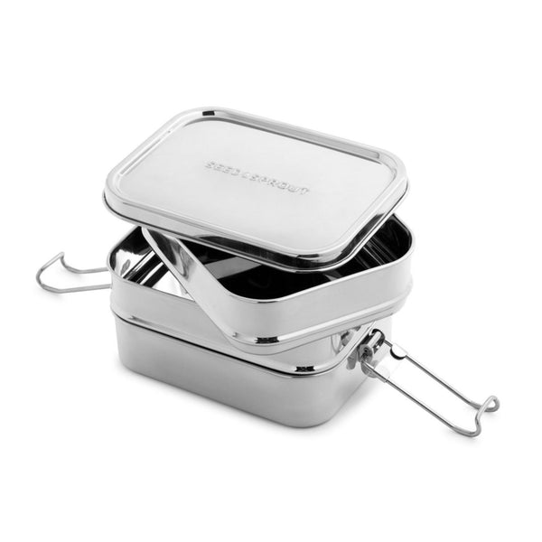 Seed & Sprout Tradie Box Stainless Steel Bento Box