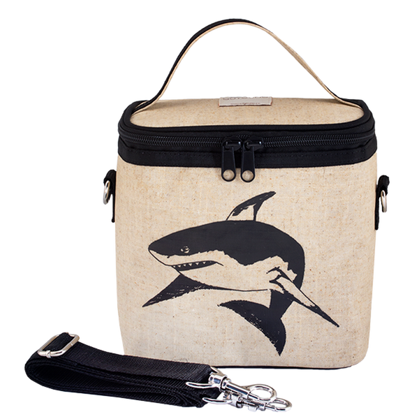 SoYoung LARGE Insulated Lunch Bag - Shark