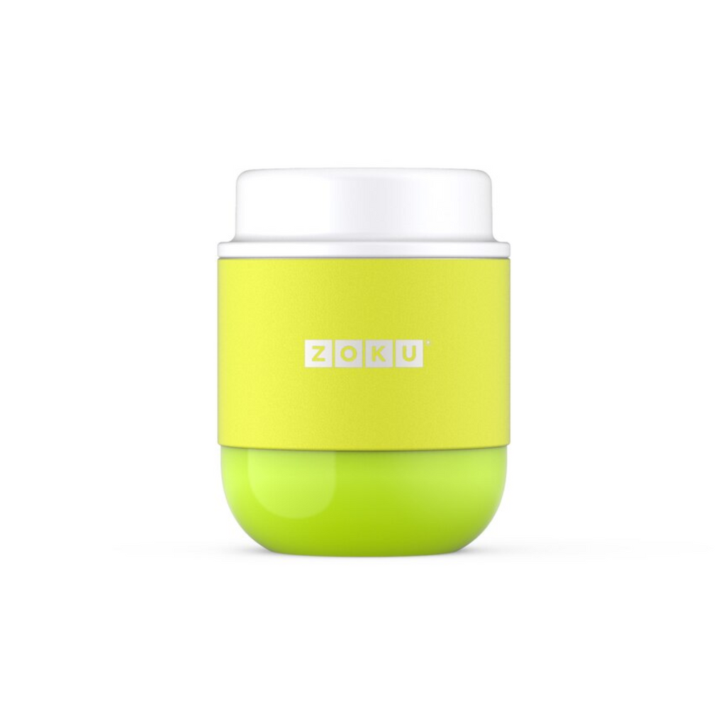 Zoku Insulated Food Jar 295ml - Lime - LAST ONE!