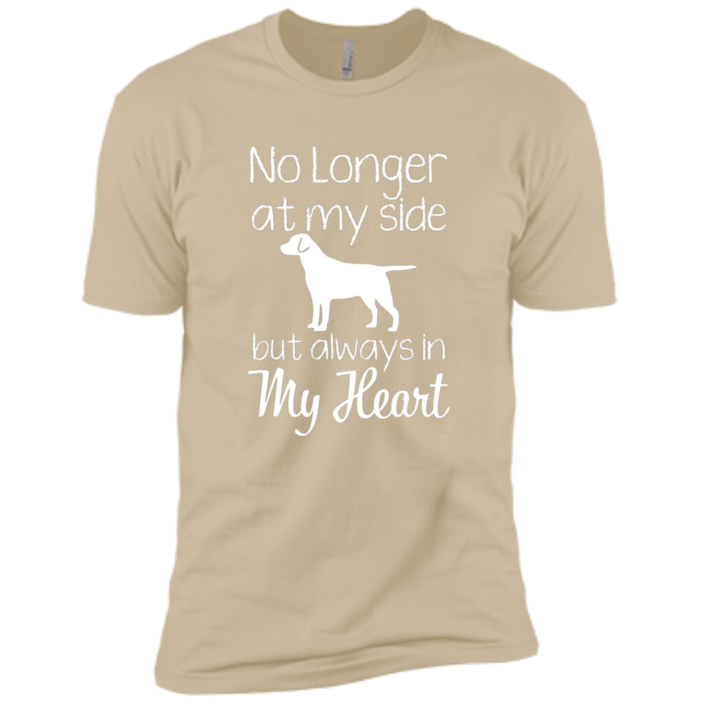 No Longer At My Side but always in my heart AT0073 NL3600 Premium Short Sleeve T-Shirt