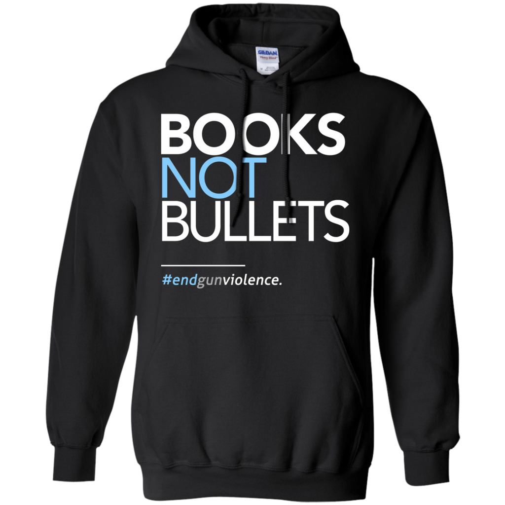Books Not Bullets, March for Our Lives AT0112 G185 Pullover Hoodie 8 oz. - OwlCube - Diamond Painting by Numbers