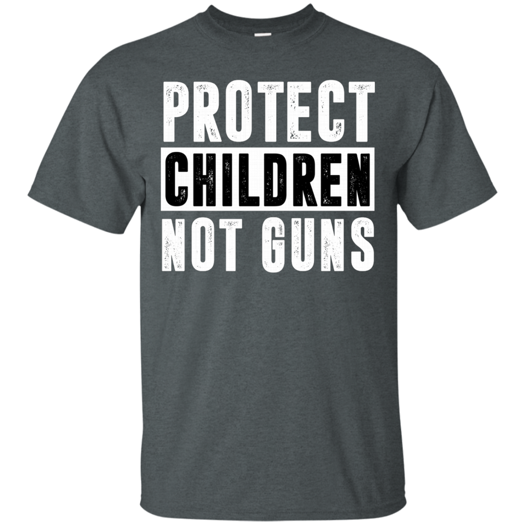 Protect Children Not Guns Gun Control Anti Gun AT0107 G200 Ultra Cotton T-Shirt