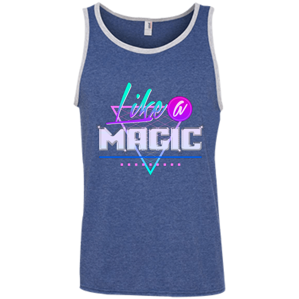 Like a Magic AT0082 100% Ringspun Cotton Tank Top