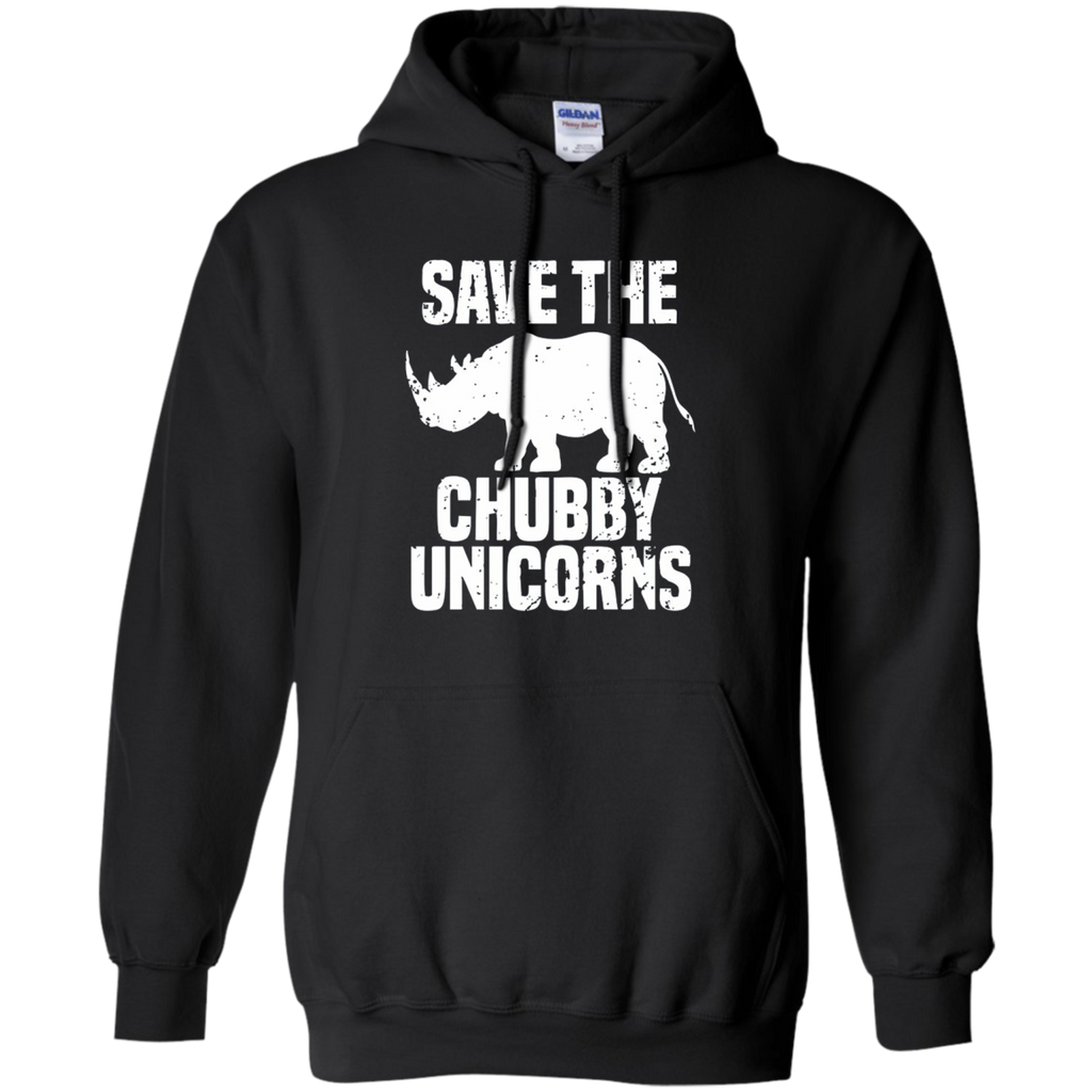 AT0032 Save The Chubby Unicorn G185 Pullover Hoodie 8 oz. - OwlCube - Diamond Painting by Numbers
